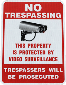 Commercial Property Video Monitoring